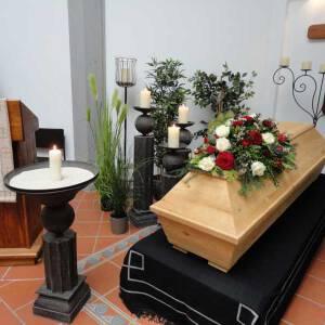 Ebstorf Friedhofskapelle