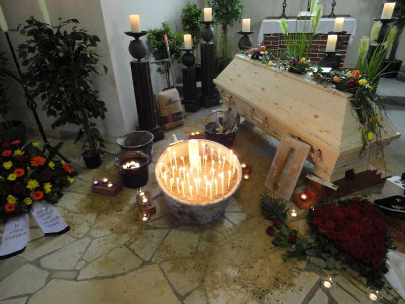 Beerdigung Munster